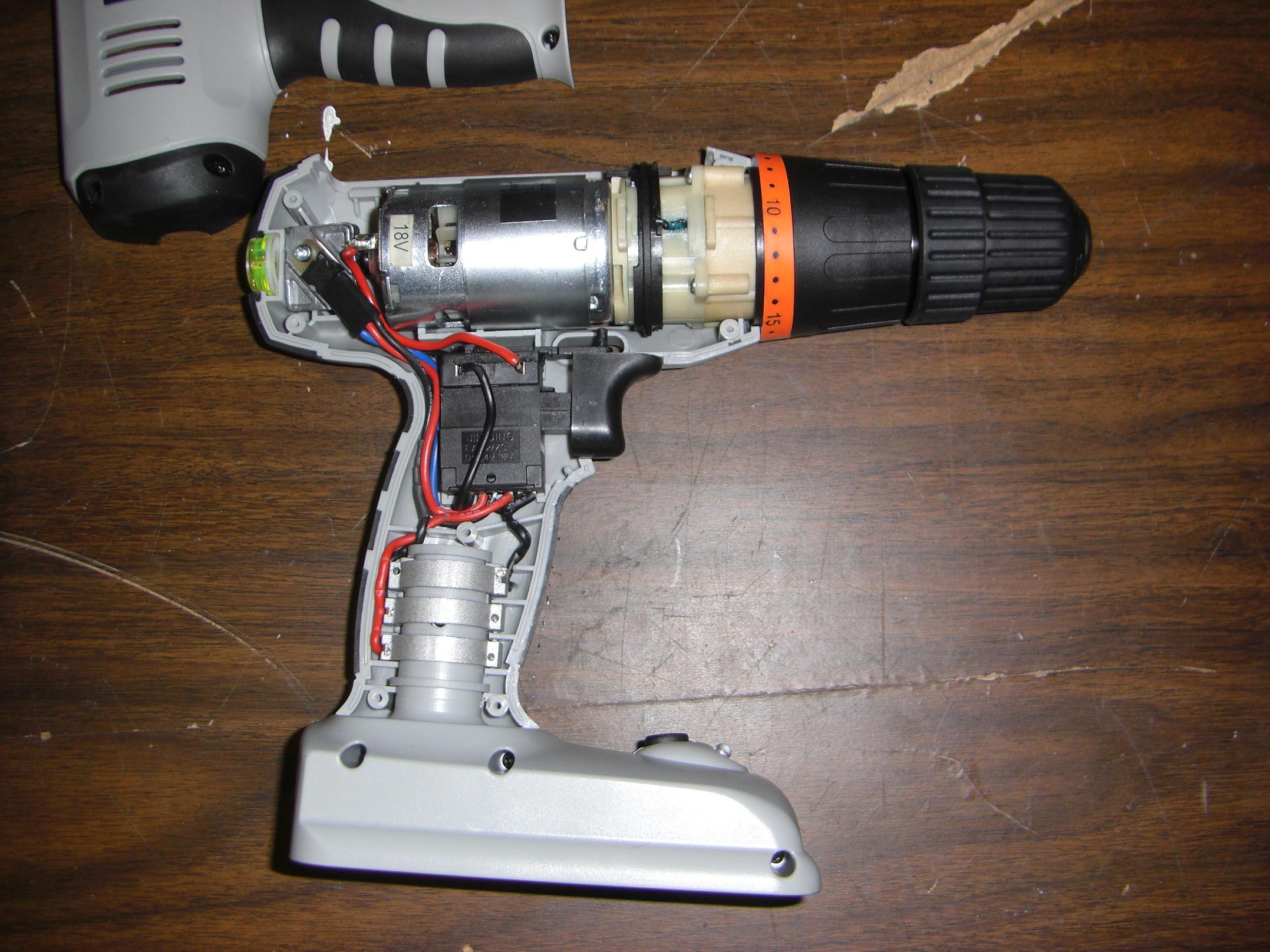 дрель motor