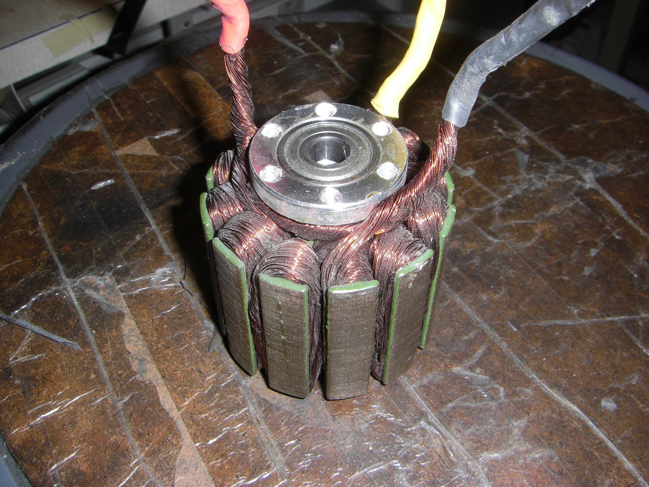 Motor Stator Epoxy Motor Wiring Diagram And Circuit