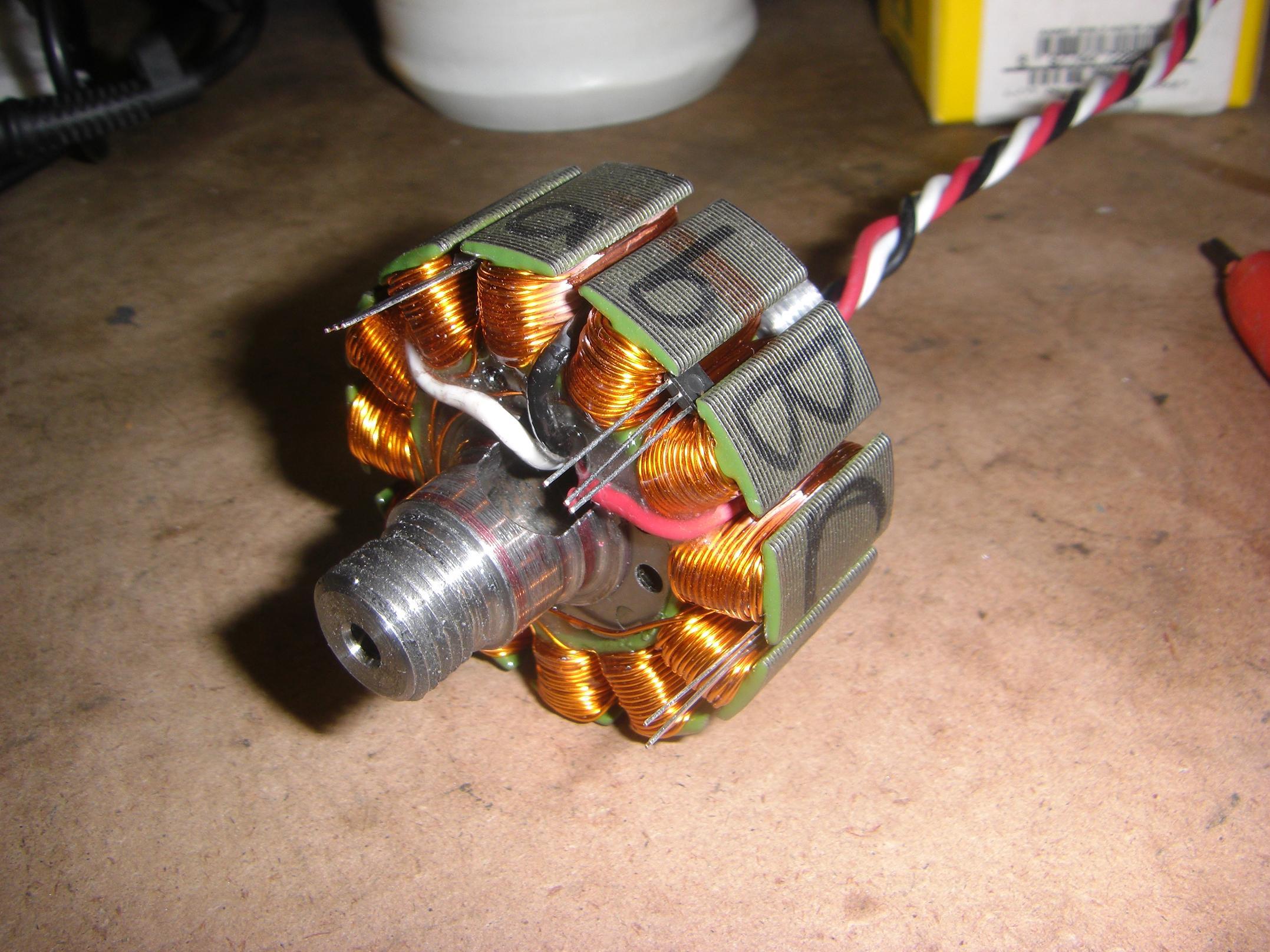 Motor Stator Epoxy Motor Wiring Diagram And Circuit Schematic