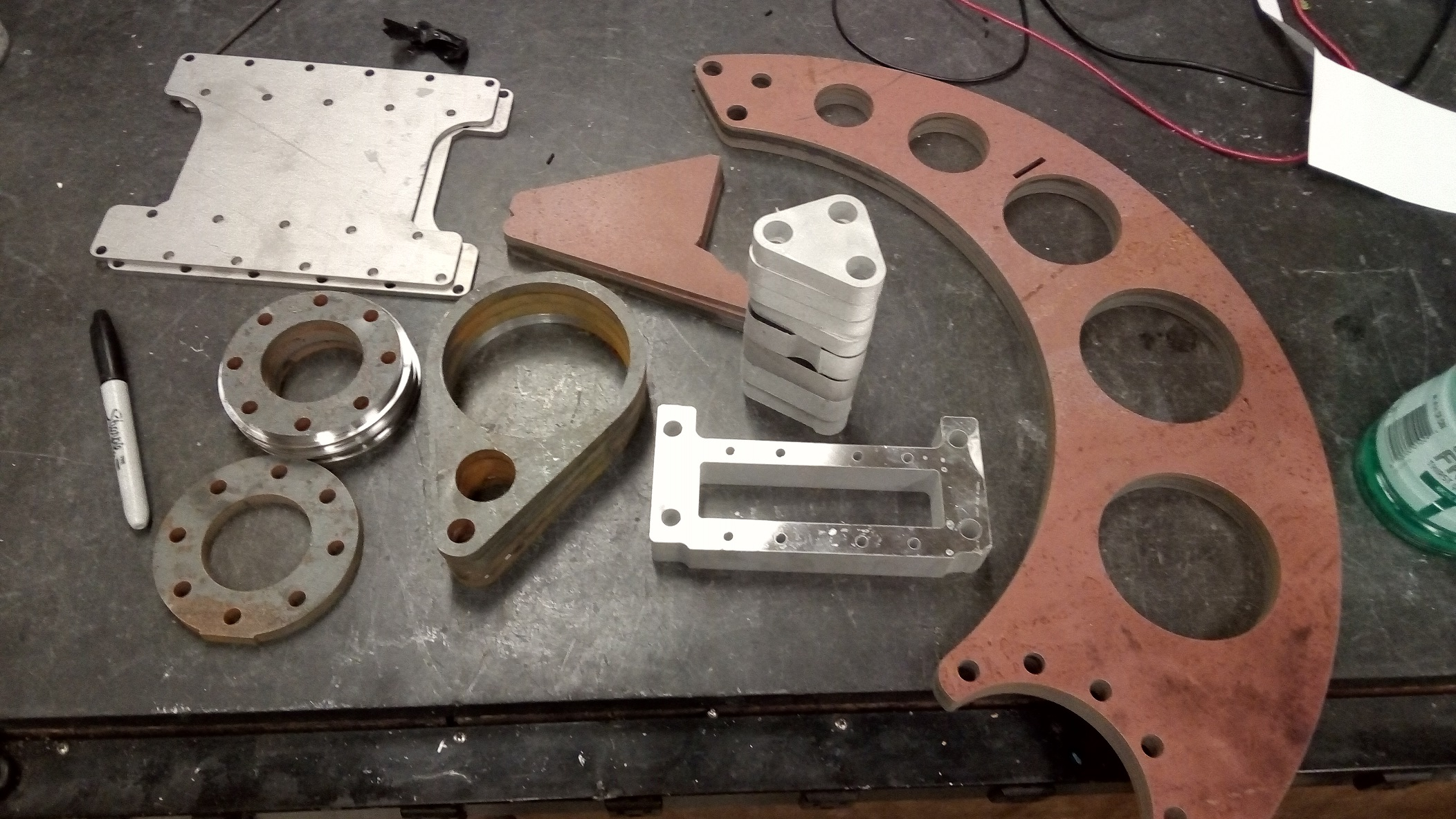 Gently Used Distributor Resale Car Parts
