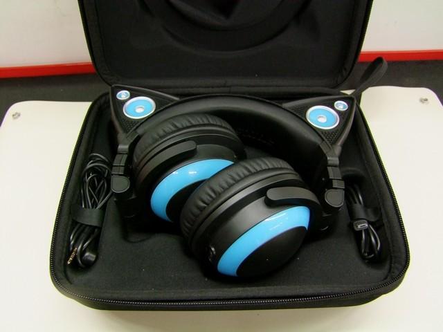 Axent Wear Cat Ear Headphones International Payment