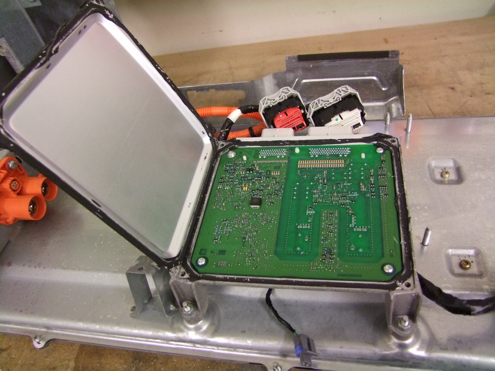 Ffhb on Toyota Prius Hybrid Battery Cell Module