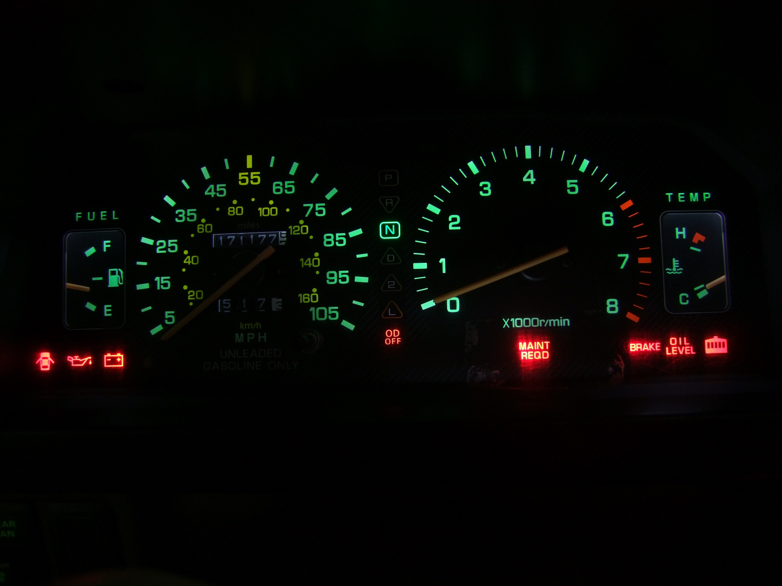 2014 November Archive Equals Zero 12 White Smd Led Car Boat Light Panel Circuit Board Ebay The Dashboard Job Was Actually Quite Quick Since I Only Had To Remove Instrument And Not Whole Backlighting Made Of Three