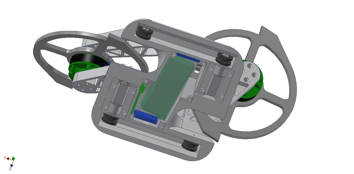 StanceStanceRevolution CAD