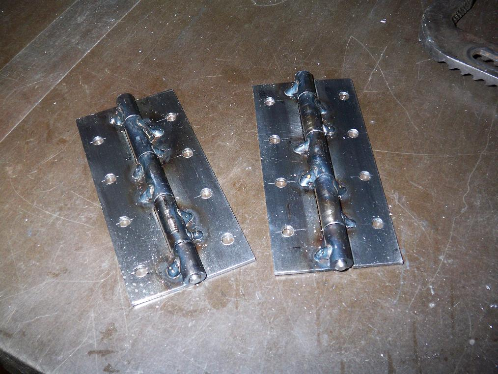 Hobby welding projects